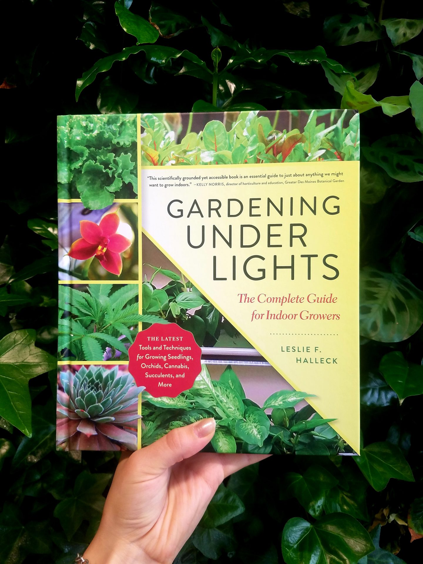 Gardening Under Lights The Complete Guide For Indoor Growers