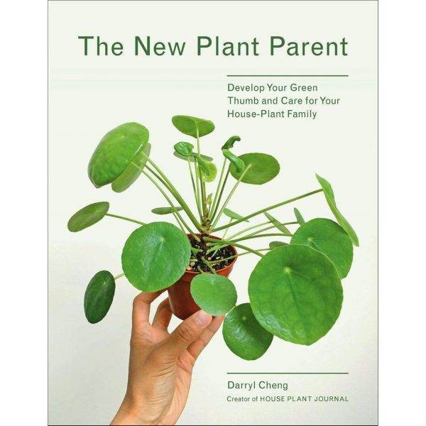 The New Plant Parent Book cover